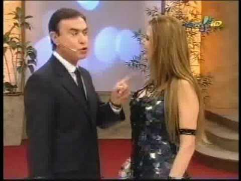 SANDRINHA SARGENTELLI e  Amaury Jr.-Rede TV
