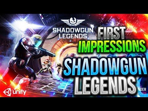 Shadowgun Legends - First Impressions! (BETA)