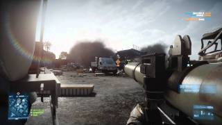Battlefield 3 - AAV-7A1 AMTRAC Gameplay (HD)