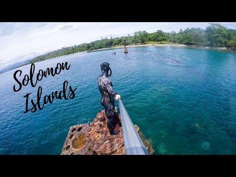Freediving Solomon Islands | Bonegi II Wreck | GoPro