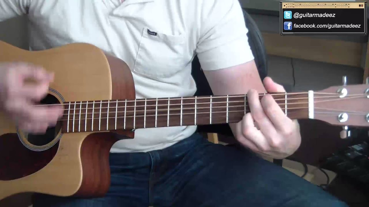 Ritchie Valens La Bamba Guitar Tutorial So Easy Its Not Even