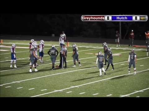 Blue Dragon Football vs Fort Scott