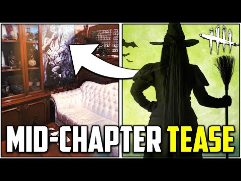 NEW MID-CHAPTER 21.5 TEASE! New Survivor Revealed? - Dead by Daylight