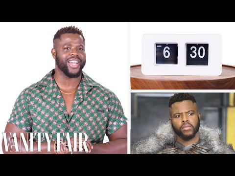 Everything Winston Duke Does In A Day