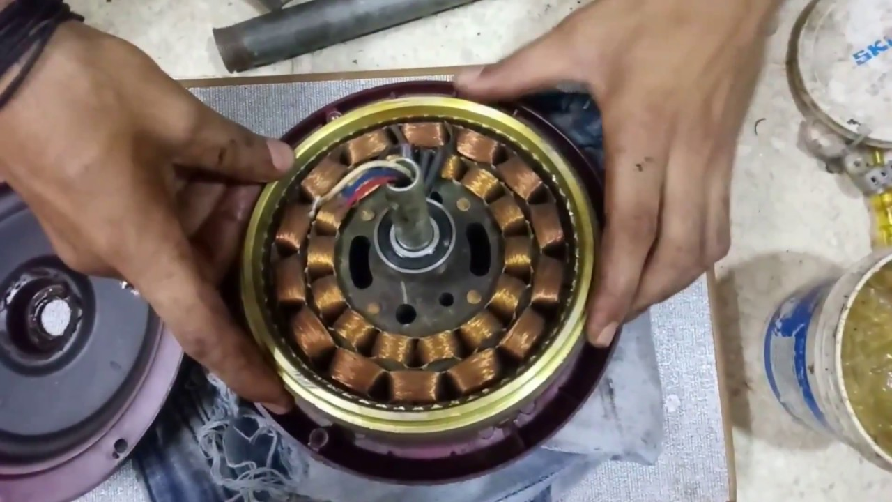 How to replace ceiling fan bearing centralroots how to change bearing in ceiling fan www lightneasy net aloadofball Gallery