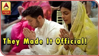 Priyanka Chopra And Nick Jonas To Make The Engagement Official In Mumbai | ABP News