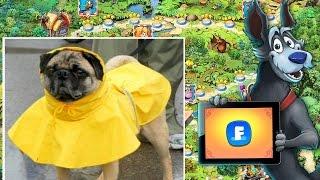 ► Развивающий мультик животные игра Веселая ферма [#2]