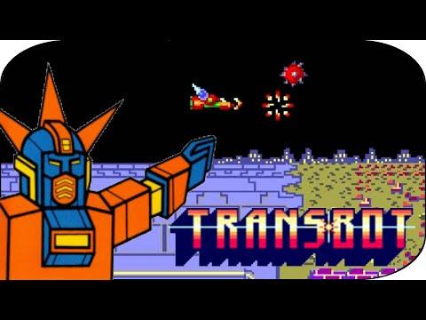 TRANSBOT (Master System) : Optimus Prime contre les Copyright de l'espace