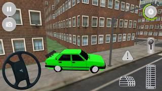 🚙🚌 Şahin Drift Araba Oyunu Oyna Yeşil Şahin Arabayı Drift Öncesi Modifiye Et