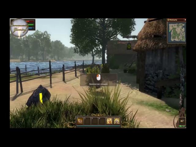 Let's Play Life is Feudal: Forest Village   Das erste Feld   Folge #002