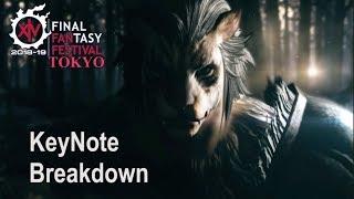 FFXIV: Fanfest Tokyo Keynote Breakdown thumbnail