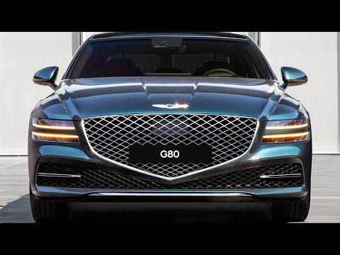 2021 GENESIS G80   Specs, Features And Design Details   Best Luxury Midsize Sedan?