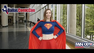 Fan Expo (Comic Con) Dallas - June 2016
