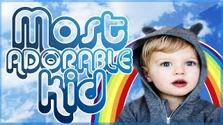 THE MOST ADORABLE KID ON XBOX LIVE! Call Of Duty (SURPRISE TWIST!!)