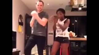 """Davido """"Gobe"""" dance video - AdannaDavid"""