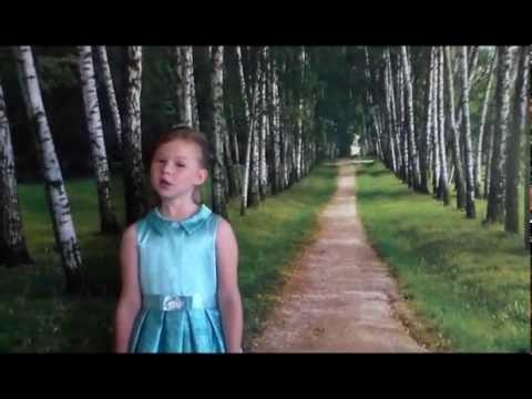 Изображение предпросмотра прочтения – МарияЗиновьева читает произведение «Черёмуха» С.А.Есенина