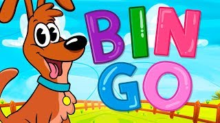 BINGO | Kids song | Clap clap kids