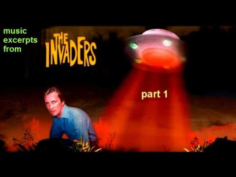The Invaders TV Series Music - part 1