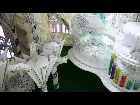 Grace Mahoney | TV & Film Set Design | University of South Wales
