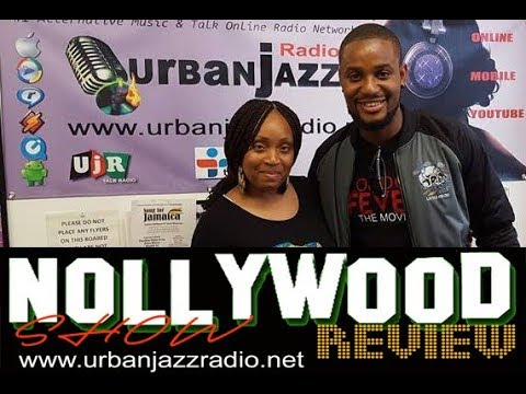 NOLLYWOOD REVIEW SHOW INTERVIEW WITH ALEXX EKUBO