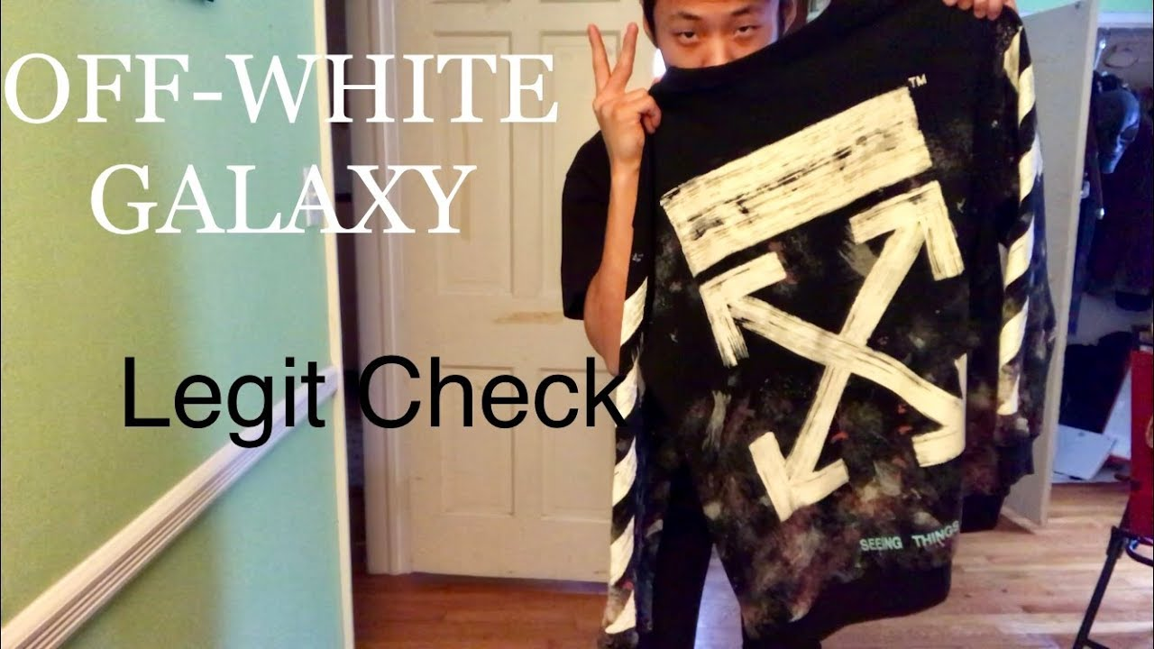 Off White Pickup Review Legit Check Youtube