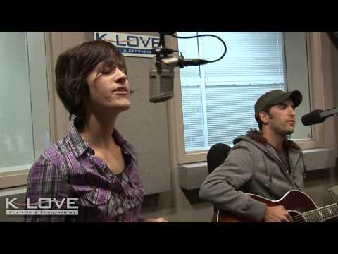 """K-LOVE - JJ Heller """"Your Hands"""" LIVE"""