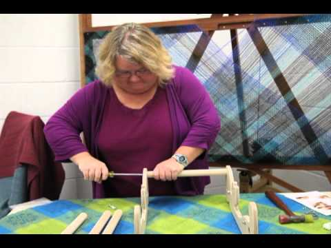How to Assemble a Schacht Cricket Loom