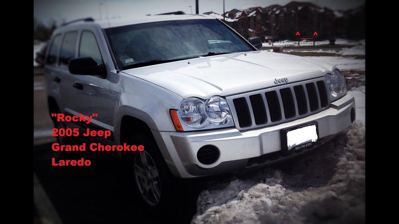 2005 jeep grand cherokee engine 3.7l v6