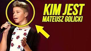 Kim jest | Mateusz Golicki