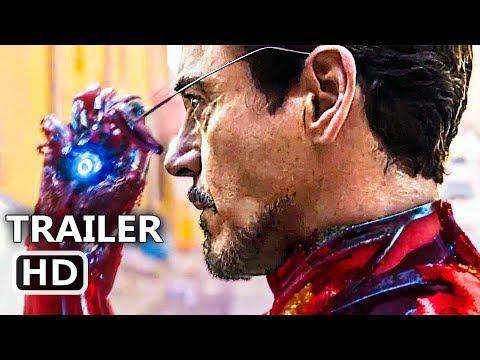 AVENGERS INFINITY WAR Trailer # 2 (2018) Superhero Movie HD