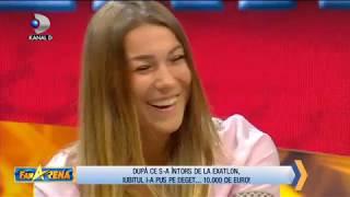 FanArena (05.12.2018) - Surpriza uriasa pentru Monica Rosu! Iubitul a cerut-o in casatorie! Partea 5