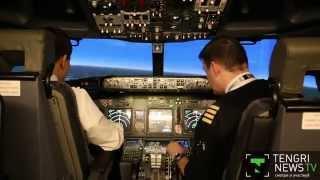 Как казахстанцы учатся летать  в Ирландии