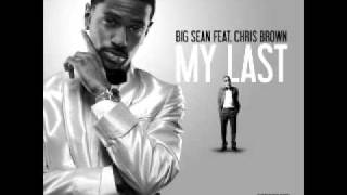 Big Sean My Last Instrumental w/ hook