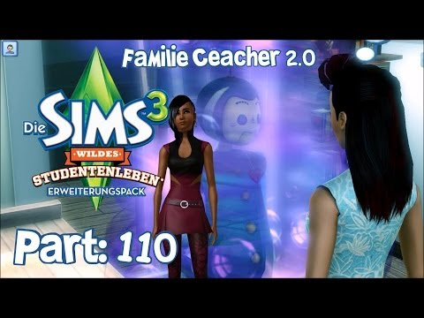 Let´s Play Die Sims 3 / Familie Ceacher 2.0 ◊ Part 110 - Cooles Mädchen!  (Deutsch/German|HD)