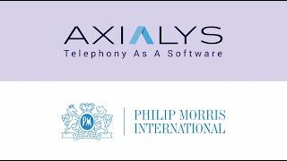 Comment Axialys a équipé les agents Philip Morris dans le contexte Covid-19 ?