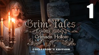 Grim Tales 11: Crimson Hollow CE [01] w/YourGibs - OPENING - Part 1 #HOPA #YourGibsLive