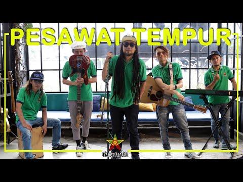 Gangstarasta - Pesawat Tempurku (Cover Gangstarasta)