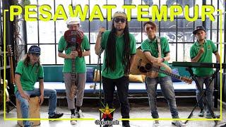 Iwan Fals - Pesawat Tempurku | Cover by Gangstarasta