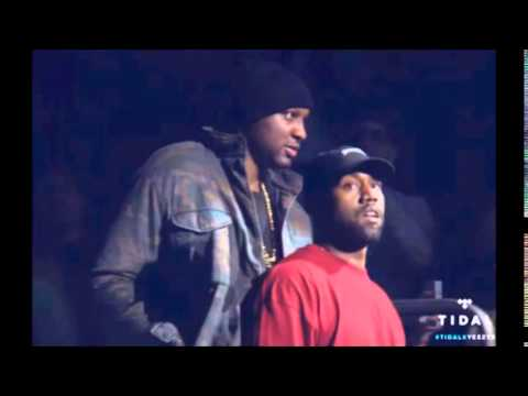 Clear Picture of Lamar Odom At Kanye West's event