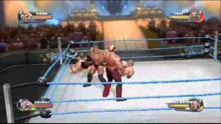 All Stars - Legion of Doom vs Rated RKO