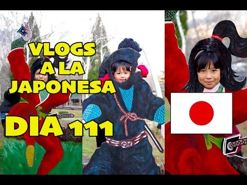 Rumbo de Vacaciones + Somos Ninjas JAPON - Ruthi San ♡ 31-10-15