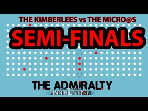 The Admiralty | KIMBERLEES vs MICRO@S | Semi-Finals Game 1