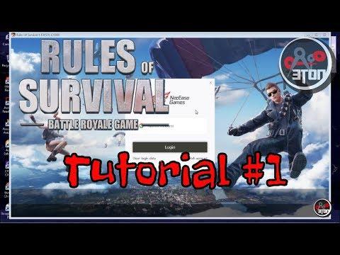 Mengatasi Error OpenGL 4.1 di Rules Of Survival PC 100% Berhasil