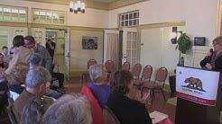 Indivisible Santa Barbara Health Care Listening Session 1/15/17