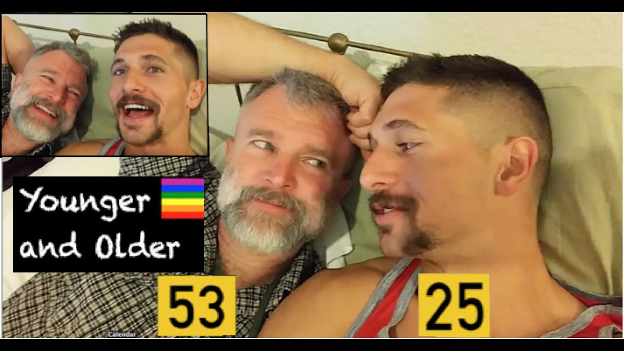 Younger Older Gay Relationshipchris Dillon