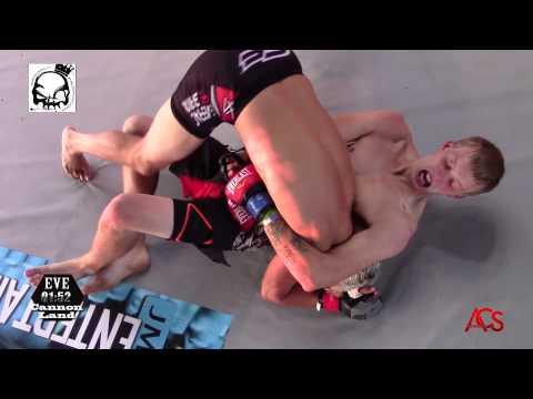 """""""ACSLIVE.TV"""" Presents Knockout Promotions Valdu Joey Russo Vs Luke Spots"""