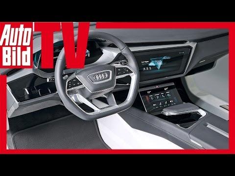 Audi A8 (CES 2016) - Cockpit-Ausblick - YouTube | {Auto cockpit straße 20}