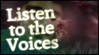 Listen to the Voices - Ghostly Voices from the Chigi Chapel in Rome