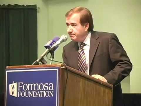 11122011-美眾議員羅伊斯Ed Royce「振興台美關係」演講