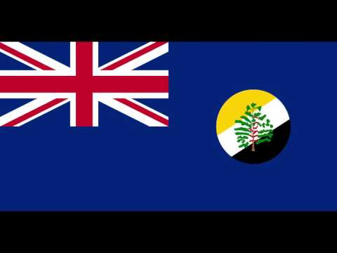 The anthem of the British Protectorate of Central Africa